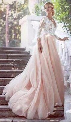 1724 Best Weddings Blush Pink Champagne Wedding Dresses Images