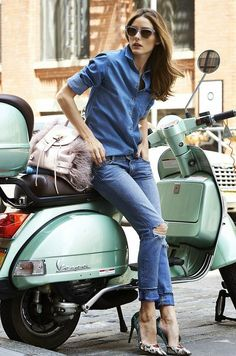 Olivia Palermo x Westward Leaning