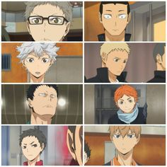 What if we swap some of their hair color?? Btw Hinata looks like kilua from Hunter x Hunter lol || source: http://haikyuusetters.tumblr.com/post/106676189468/who-has-whos-hair-color-now-d-part-two