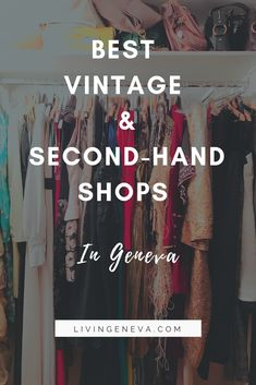 One of the best alternatives to FAST FASHION is second hand shopping! I have a fascination for vintage shopping and have found amazing shops in Geneva! Dorchester Collection, Tiny Shop, I Have A Secret, Second Hand Shop, People In Need, Amazing Shopping, Luxury Bags, Fast Fashion, Two Hands