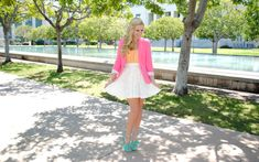 Anna James of Fash Boulevard's fashion guest blog for LaurenConrad.com {Check out her chic look for spring!}