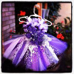Sugarplum Princess Tutu Dress by Tuturificdesign on Etsy, $130.00