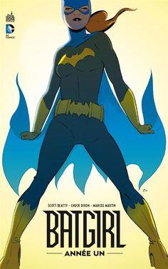 Batgirl année un : Ron Marz, Marcos Martin - comics