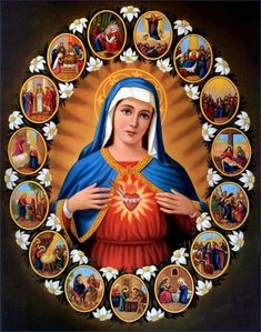 sagrado corazon de maria