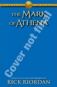 The mark of Athena yet to be released the third book in the Heroes of Olympus series