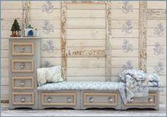 """1/4"""" In a Pinch Dresser Kit – includes dresser bed, fabric, accessories, artwork and instructions"""