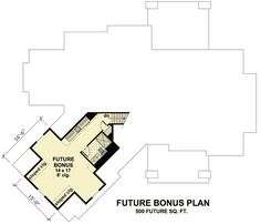 Construction-Ready Craftsman House Plan with Crawl Space Foundation Printed Sets) Image 3 of 6 Craftsman Ranch, Craftsman Style House Plans, Cottage House Plans, Cottage Homes, Craftsman Cottage, Craftsman Houses, Crawl Space Foundation, Foundation 5, Architectural House Plans