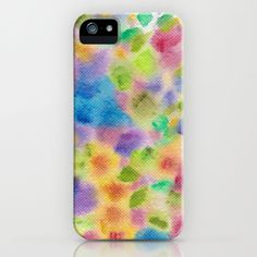 2013 Floral Happiness iPhone Case