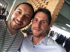 Con el Profe Beñat San Jose