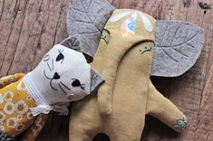 Huggable friends for a lifetime! Hand made dolls with care for details, love for nature as well a high quality construction. Natural & organic.