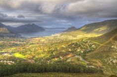 Hout Bay - Cape Town #LoveHoutBay
