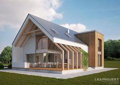 Projekty domów LK Projekt LK&1174 zdjęcie 2