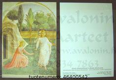 Jésus apparaissant à Marie-Madeleine, ANGELICO