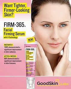 Goodskin Labs Firm 365 Facial Firming Serum with Vtechology 50 Ml 17 Oz -- Check this awesome product by going to the link at the image.