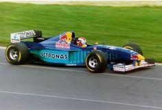 Johnny Herbert (Australia 1997) by F1-history