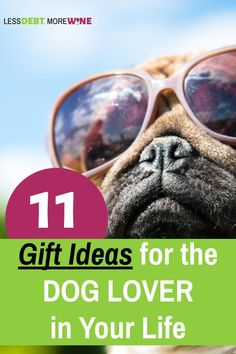 Okay, let's just admit it - gift-giving is hard for some of us. But despite this, I love giving gifts and I Bday Gift For Boyfriend, Boyfriend Gifts, Girlfriend Gift, Dog Lover Gifts, Dog Lovers, Frugal Christmas, Holiday, Weird Gifts, Dog List
