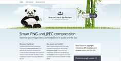 TinyPNG website platform