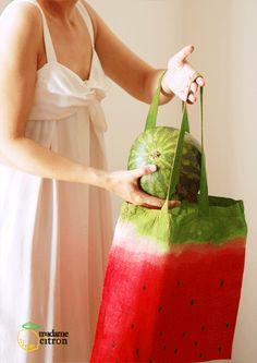 DIY : strawberry tot