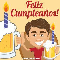 free ecards no registration Birthday Messages, Birthday Greetings, Birthday Wishes, Birthday Gifs, Funny Birthday, Happy Birthday In German, Spanish Birthday Cards, Birthday Pictures, Ecards