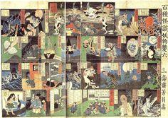 японская мифология ёкаи: 3 тыс изображений найдено в Яндекс.Картинках