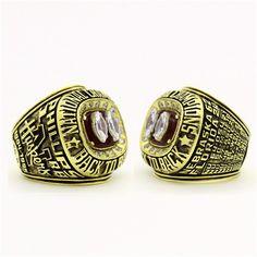 Custom 1995 Nebraska Cornhuskers National Championship Ring - University