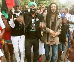Bugle Ft Julian Marley - Move Dem (Official music video)