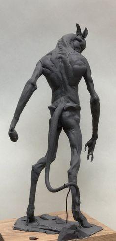 Monster sketch , Tomek Radziewicz on ArtStation at https://www.artstation.com/artwork/monster-sketch-ed0b13cd-5d4c-461c-98d0-dca2e9b8e60a