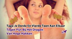Hoe kun je zonder pijn op hoge hakken lopen? Lees hier de schoenen tips om…