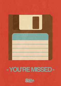 - YOU ARE MISSED - by Kareem Gouda, via Behance