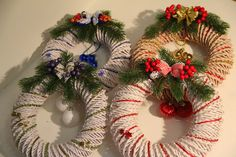 VK is the largest European social network with more than 100 million active users. Christmas Wreaths, Holiday Decor, Home Decor, Garland, Flower Vases, Ornaments, Crowns, Centerpieces, Xmas