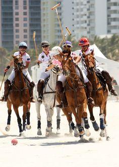 Womens Polo (Miami Beach, Florida)