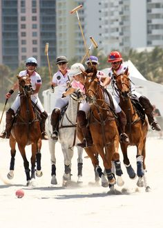 Womens Polo (Miami Beach, Florida)