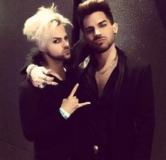 Adam and Tommy