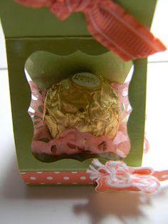 Kards by Kadie: Ferrero Rocher Candy Box