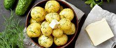 Újkrumpliból készül a legfinomabb köret: fűszeres vajjal van egybeforgatva - Receptek   Sóbors
