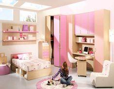 Desain Kamar Tidur Anak Perempuan Remaja   Kumpulan Desain Rumah Minimalis