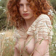 Fille Indie, Big Puffy, Natural Redhead, Ginger Girls, Redhead Girl, Lucky Girl, Pretty Woman, Redheads, Red Hair