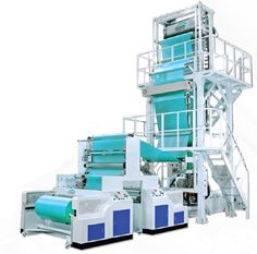 Know in brief about the Mono-Layer Blown Film Plant powered by Ocean Extrusions.