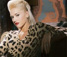 Gwen Stefani - Taking fashion risks is not for the faint of heart. My fashion idol