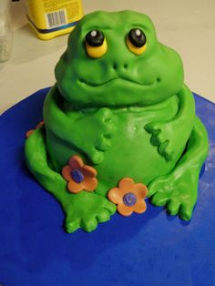 Frog Cake :)