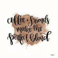 Framed Coffee + Friends
