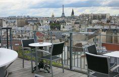 10 Best Views in Paris | Fodor's - Paris - Rooftop Restaurant