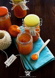Mandarin Marmalade Recipe | A Table For Two