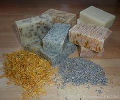 soap making ingredients