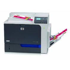 HP Color LaserJet Enterprise CP4525n Printer - Black/Silver (CC493A) Review