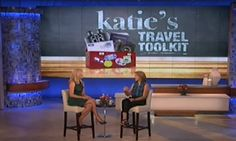 What to do and where to go this summer. As seen on the Katie Couric Show.