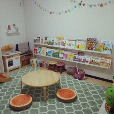 子どもが楽しくお片付け!おもちゃの収納アイディア | RoomClip mag | 暮らしとインテリアのwebマガジン