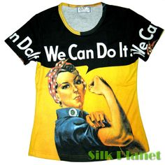 Rosie the Riveter is a cultural icon of the United States, representing the American women who worked in factories during World War II, many of whom produced munitions and war supplies. Description from imgarcade.com. I searched for this on bing.com/images