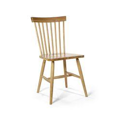 Stuhl DRAMMEN Holz nordiches Design, natur Holzstuhl, skandinav. Klassiker für Wohnung, Loft, Landhaus, bewährtes Design, solide Verarbeitung JETZT ANSEHEN!