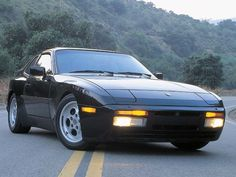 Porsche 944 turbo. Been sitting at my house. I need to take her out.